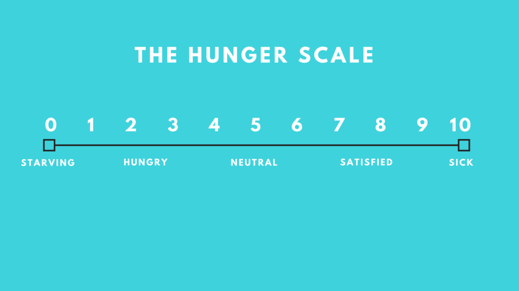 Rose Mattson - Hunger Scale