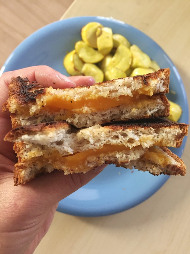 Rose Mattson - Grilled Cheese