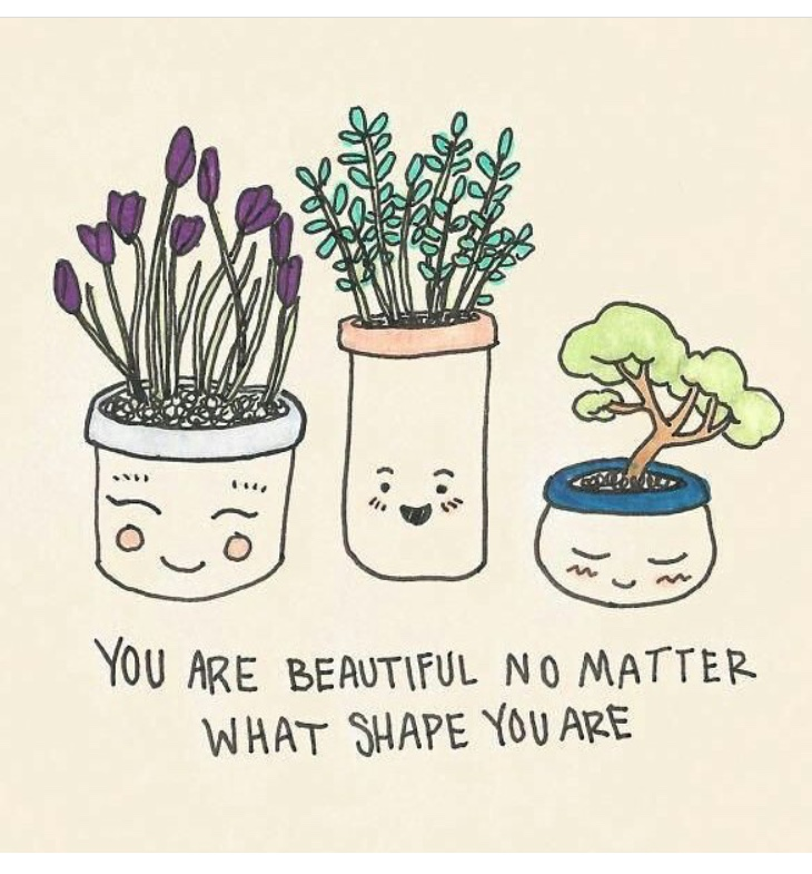 rose mattson - all bodies are beautiful quote