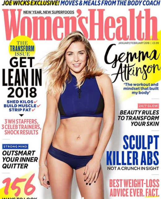 Womens health magazine